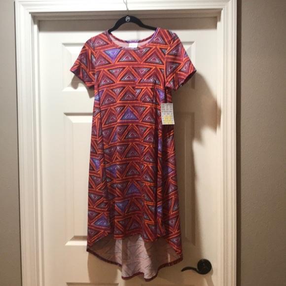 LuLaRoe Dresses & Skirts - Lularoe Carly NWT